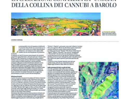 Il Corriere Vinicolo 17/2/2017